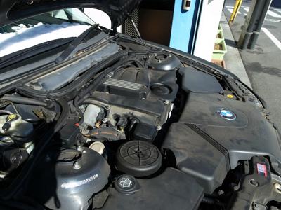 E46エンジン不調