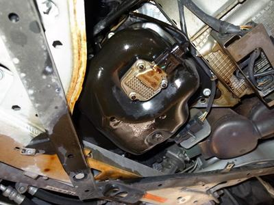 E91オイル漏れ