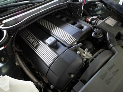 BMW6気筒エンジン