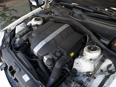 W220 112エンジン