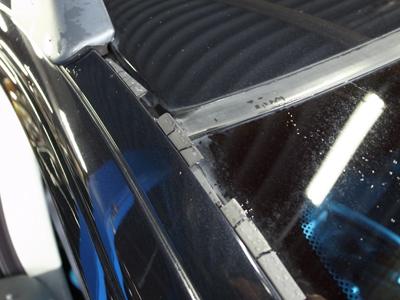 XC70ウインドサイドモール