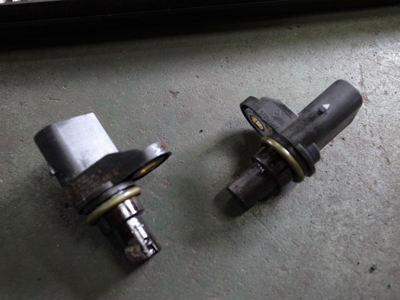E46クランクセンサー