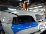 V70リフレクタ修理