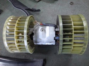 W124ブロアモータ
