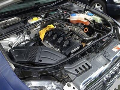 アウディA4車検整備