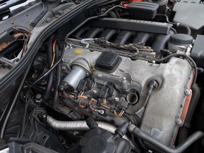 BMW-E61エンジン不調
