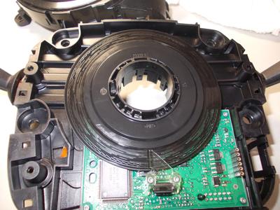 BMWステアリングアングルセンサー
