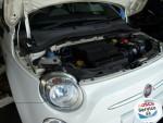 FIAT500車検整備