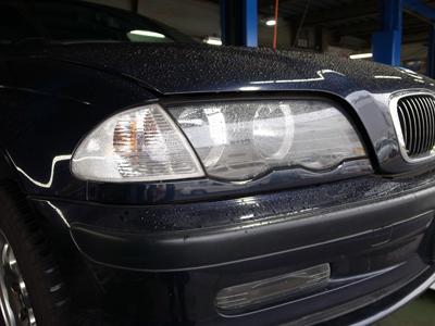 BMW-E46前期