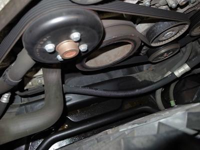 W211高圧ホース