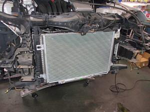 ベンツW245エアコン修理