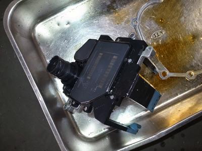 アウディA6エレクトリックプレート