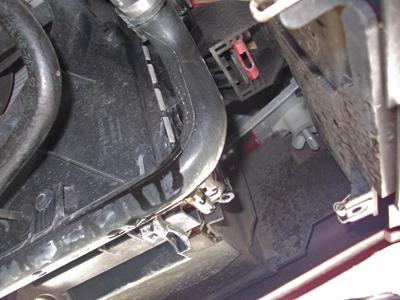 E46冷却水漏れ