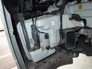 BMWウォッシャポンプ