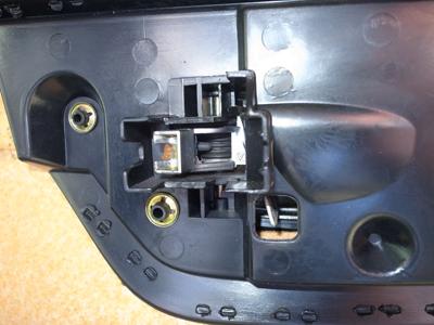 V70インナーハンドル故障