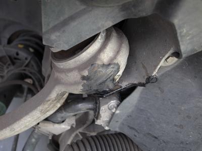 W203車検整備