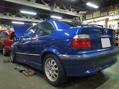 BMW-E36コンパクト