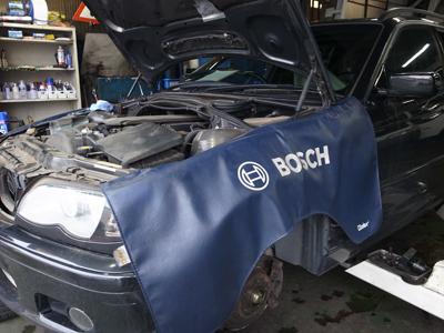 BMW-E46車検整備