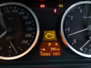 BMW警告灯