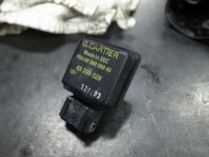 607冷却水レベルセンサー