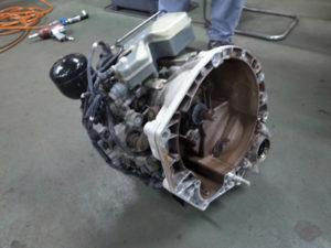 FIAT500ミッション