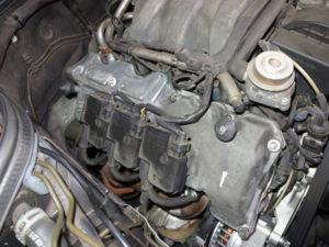 ベンツ112エンジン