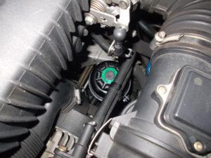 E36-パワステオイル漏れ