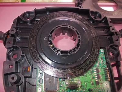 E91ステアリングセンサー