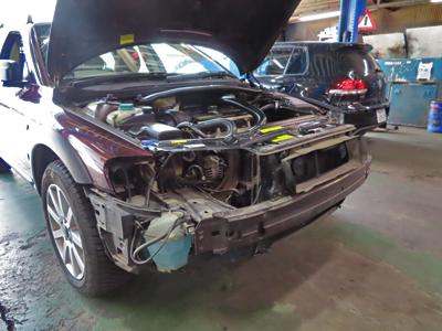 ボルボXC70車検整備