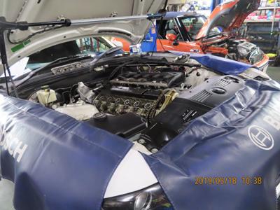 BMW-Z4車検整備