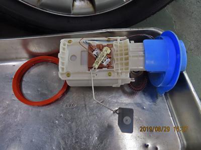燃料ポンプユニット
