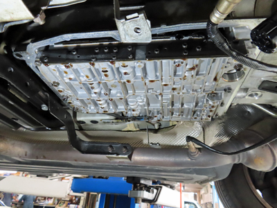 W211ATオイル漏れ