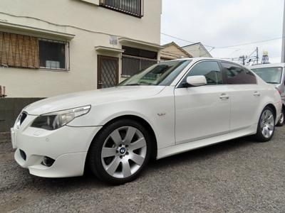 BMW-E60暖房故障